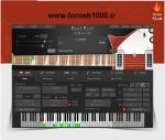 وی اس تی گیتار الکتریک خوش صدای MusicLab RealRick v4.0.5.7471